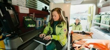 TeckNexus - 5G use case for healthcare - connected ambulance
